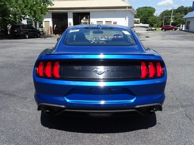 2018 Ford Mustang EcoBoost Premium 2 Door Automatic Coupe RWD
