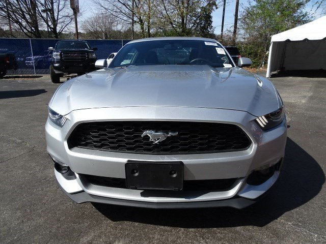 2017 Ford Mustang EcoBoost RWD 2 Door Intercooled Turbo Premium Unleaded I-4 2.3 L/140 Engine