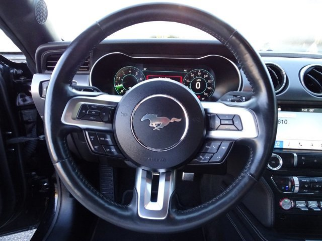 2018 Ford Mustang EcoBoost Premium 2 Door Coupe Intercooled Turbo Premium Unleaded I-4 2.3 L/140 Engine Automatic RWD
