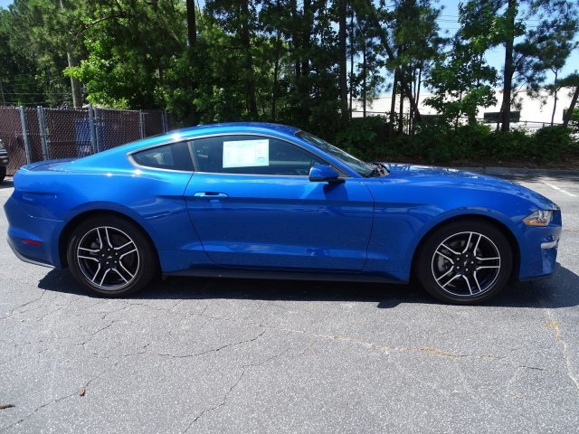 2018 Ford Mustang EcoBoost Premium RWD Automatic Intercooled Turbo Premium Unleaded I-4 2.3 L/140 Engine 2 Door Coupe