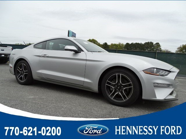 2018 Ford Mustang EcoBoost Coupe 2 Door Automatic Intercooled Turbo Premium Unleaded I-4 2.3 L/140 Engine