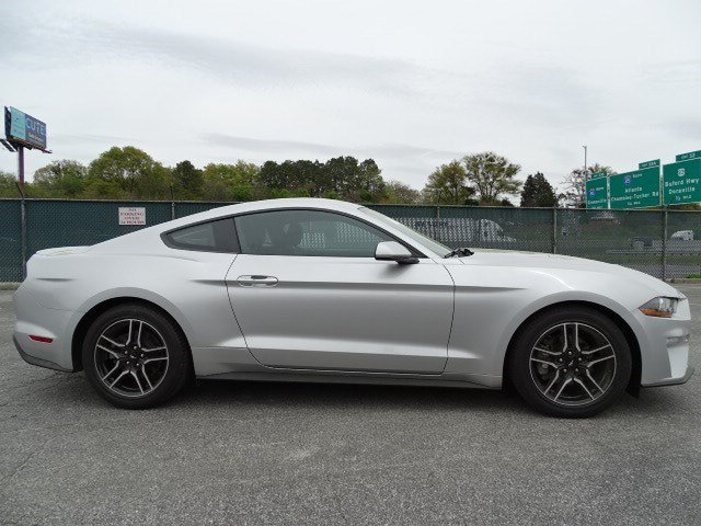 2018 Ford Mustang EcoBoost 2 Door Intercooled Turbo Premium Unleaded I-4 2.3 L/140 Engine Automatic Coupe RWD