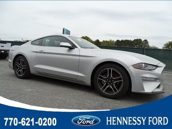 2018 Ford Mustang EcoBoost 2 Door RWD Intercooled Turbo Premium Unleaded I-4 2.3 L/140 Engine Automatic Coupe