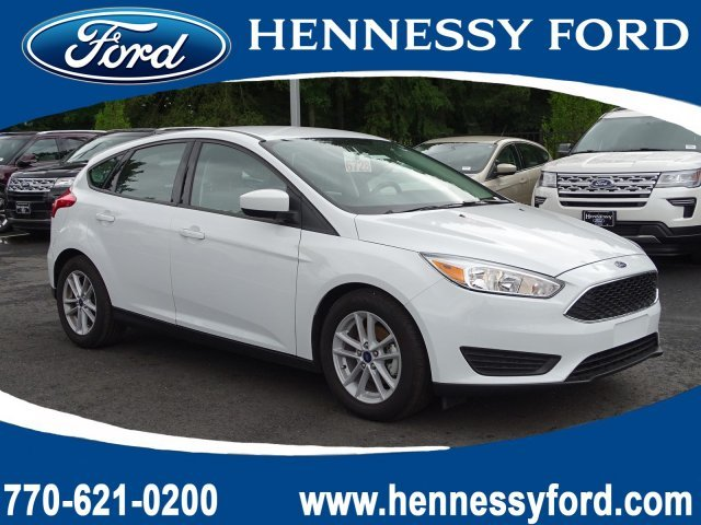 2018 Ford Focus SE 4 Door FWD Regular Unleaded I-4 2.0 L/122 Engine Automatic