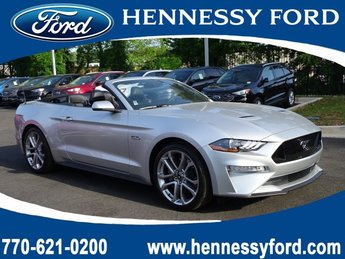 2019 Ford Mustang GT Premium RWD Convertible Automatic Premium Unleaded V-8 5.0 L/302 Engine