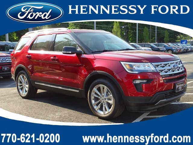 2019 Ford Explorer XLT Automatic SUV 4 Door