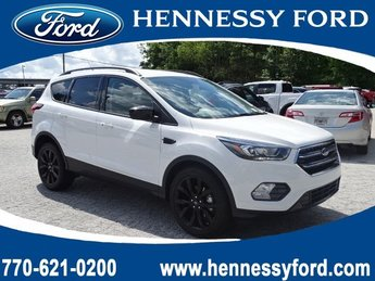 2019 Ford Escape SE Automatic FWD Intercooled Turbo Regular Unleaded I-4 1.5 L/92 Engine 4 Door SUV