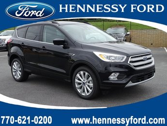 2019 Ford Escape SEL FWD Automatic Intercooled Turbo Regular Unleaded I-4 1.5 L/92 Engine 4 Door SUV