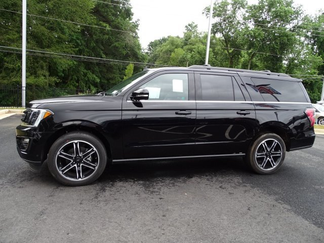 2019 Ford Expedition Max Limited SUV Twin Turbo Premium Unleaded V-6 3.5 L/213 Engine RWD