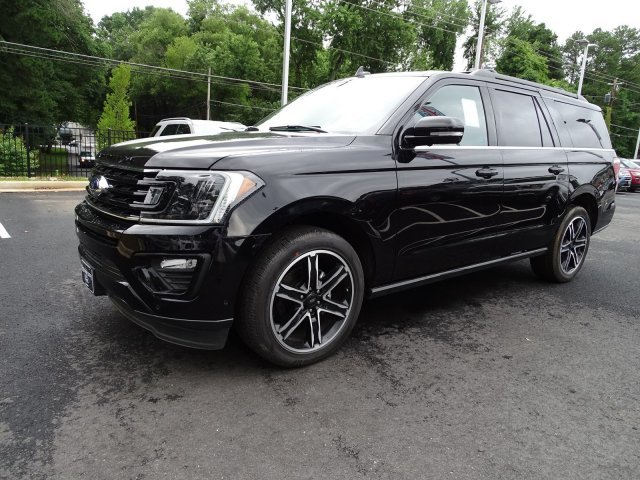 2019 Ford Expedition Max Limited SUV 4 Door Automatic