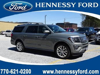 2019 Ford Expedition Max Limited RWD SUV Automatic Twin Turbo Premium Unleaded V-6 3.5 L/213 Engine