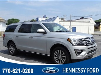 2018 Ford Expedition Max Limited 4 Door SUV 4X4 Automatic Twin Turbo Regular Unleaded V-6 3.5 L/213 Engine