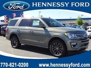 2019 Ford Expedition Limited SUV RWD 4 Door Twin Turbo Premium Unleaded V-6 3.5 L/213 Engine