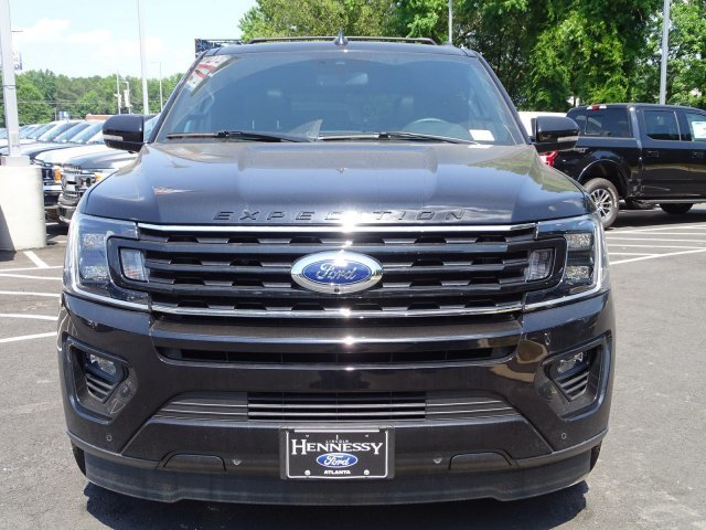 2019 Agate Black Metallic Ford Expedition Limited 4 Door RWD SUV