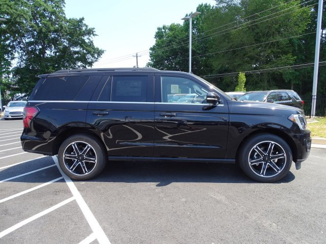 2019 Ford Expedition Limited Automatic Twin Turbo Premium Unleaded V-6 3.5 L/213 Engine RWD
