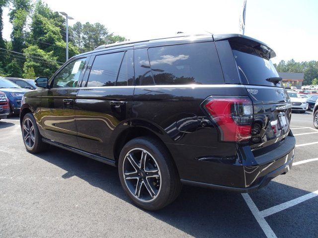 2019 Agate Black Metallic Ford Expedition Limited SUV RWD 4 Door Automatic Twin Turbo Premium Unleaded V-6 3.5 L/213 Engine