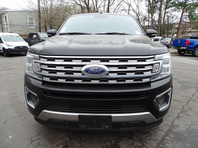2018 Shadow Black Ford Expedition Limited Twin Turbo Regular Unleaded V-6 3.5 L/213 Engine 4 Door Automatic