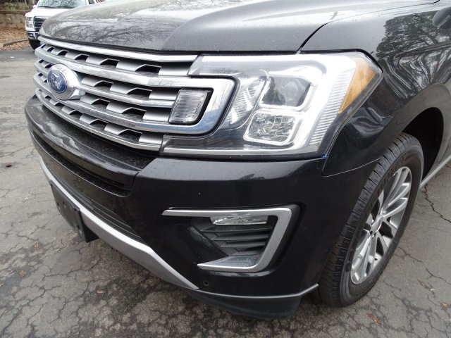 2018 Shadow Black Ford Expedition Limited RWD 4 Door Twin Turbo Regular Unleaded V-6 3.5 L/213 Engine