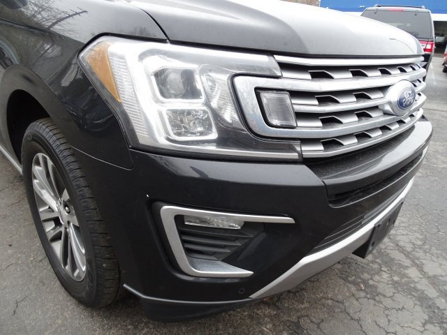 2018 Shadow Black Ford Expedition Limited SUV RWD Twin Turbo Regular Unleaded V-6 3.5 L/213 Engine Automatic