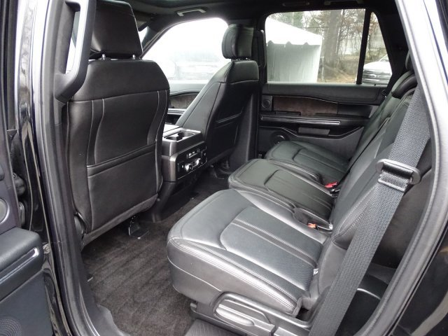 2018 Shadow Black Ford Expedition Limited RWD Automatic Twin Turbo Regular Unleaded V-6 3.5 L/213 Engine SUV