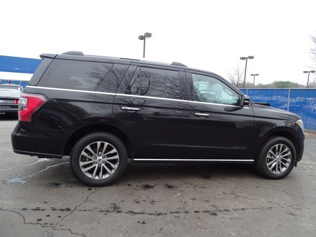 2018 Ford Expedition Limited Automatic 4 Door SUV RWD Twin Turbo Regular Unleaded V-6 3.5 L/213 Engine