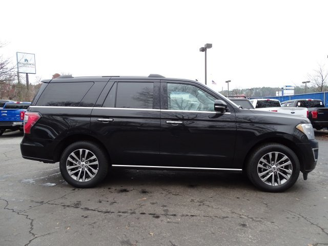 2018 Shadow Black Ford Expedition Limited SUV RWD Automatic