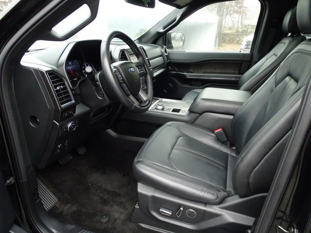 2018 Shadow Black Ford Expedition Limited RWD Automatic 4 Door Twin Turbo Regular Unleaded V-6 3.5 L/213 Engine