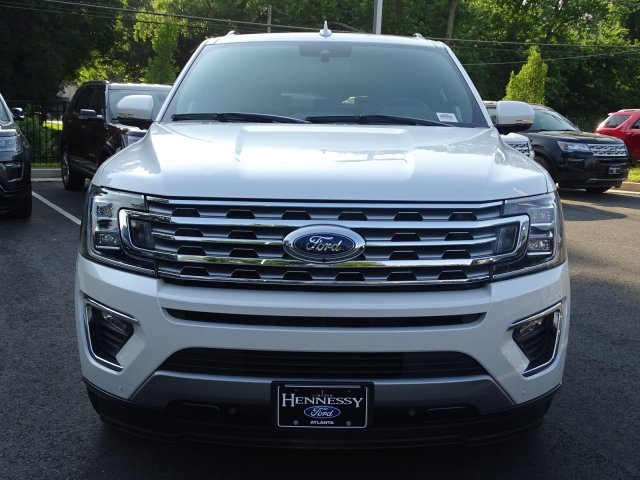 2019 Ford Expedition Limited SUV Twin Turbo Premium Unleaded V-6 3.5 L/213 Engine RWD Automatic