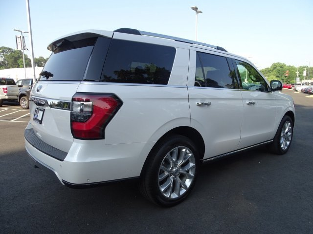 2019 Ford Expedition Limited RWD Twin Turbo Premium Unleaded V-6 3.5 L/213 Engine 4 Door