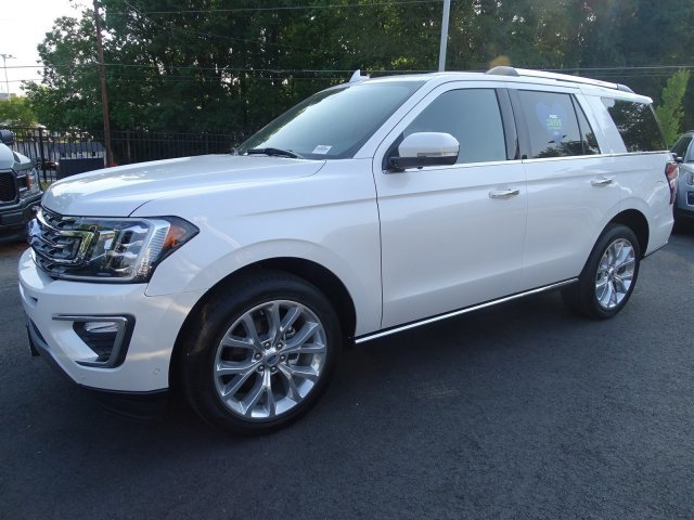 2019 Ford Expedition Limited Automatic RWD 4 Door SUV Twin Turbo Premium Unleaded V-6 3.5 L/213 Engine