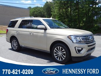 2018 Ford Expedition Limited RWD Twin Turbo Regular Unleaded V-6 3.5 L/213 Engine Automatic