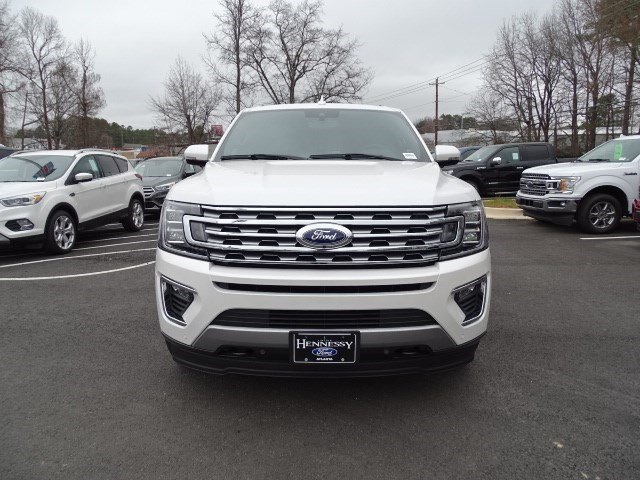 2019 Ford Expedition Limited SUV Twin Turbo Premium Unleaded V-6 3.5 L/213 Engine 4 Door 4X4
