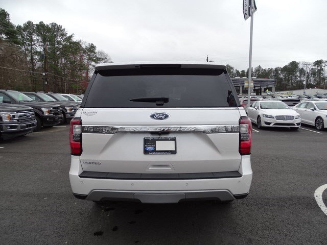 2019 Ford Expedition Limited 4X4 SUV Automatic Twin Turbo Premium Unleaded V-6 3.5 L/213 Engine 4 Door