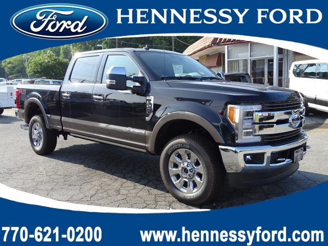 2019 Ford Super Duty F-250 SRW King Ranch Intercooled Turbo Diesel V-8 6.7 L/406 Engine Truck 4 Door 4X4 Automatic