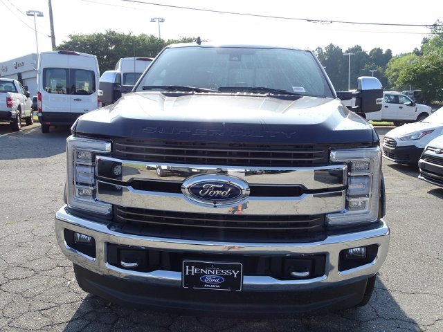 2019 Ford Super Duty F-250 SRW King Ranch Intercooled Turbo Diesel V-8 6.7 L/406 Engine Truck Automatic 4X4 4 Door