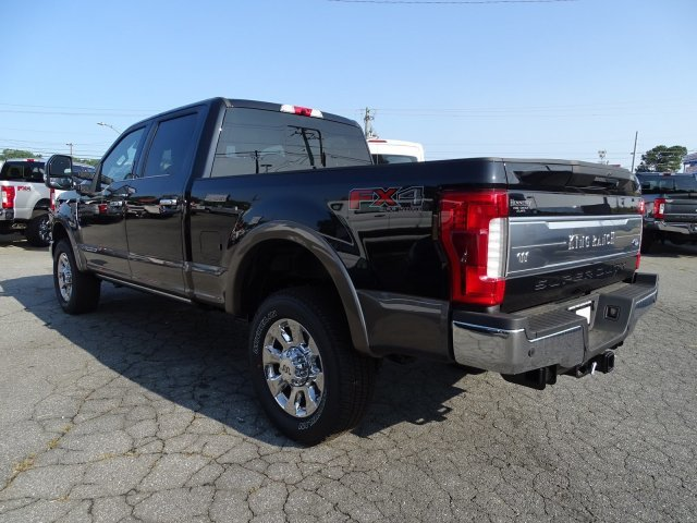 2019 Ford Super Duty F-250 SRW King Ranch 4X4 Automatic Intercooled Turbo Diesel V-8 6.7 L/406 Engine Truck