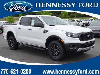 2019 Ford Ranger XLT Intercooled Turbo Regular Unleaded I-4 2.3 L/140 Engine Truck 4 Door RWD Automatic