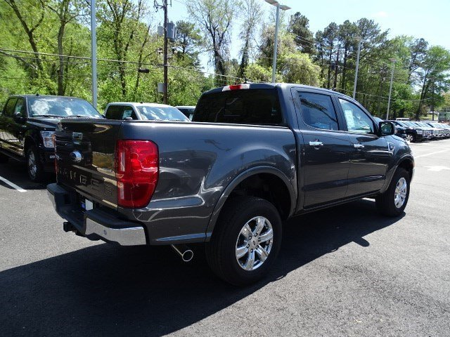 2019 Ford Ranger XLT Automatic RWD Truck Intercooled Turbo Regular Unleaded I-4 2.3 L/140 Engine