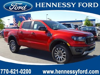 2019 Ford Ranger XLT 4 Door Truck RWD Automatic