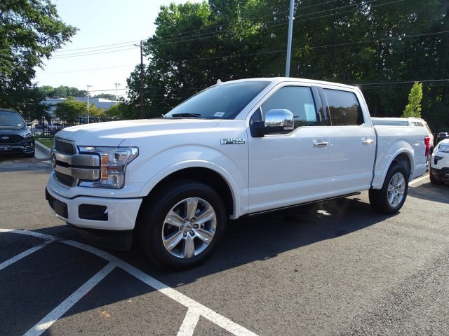 2019 Ford F-150 Platinum Truck 4 Door RWD Automatic Twin Turbo Regular Unleaded V-6 3.5 L/213 Engine