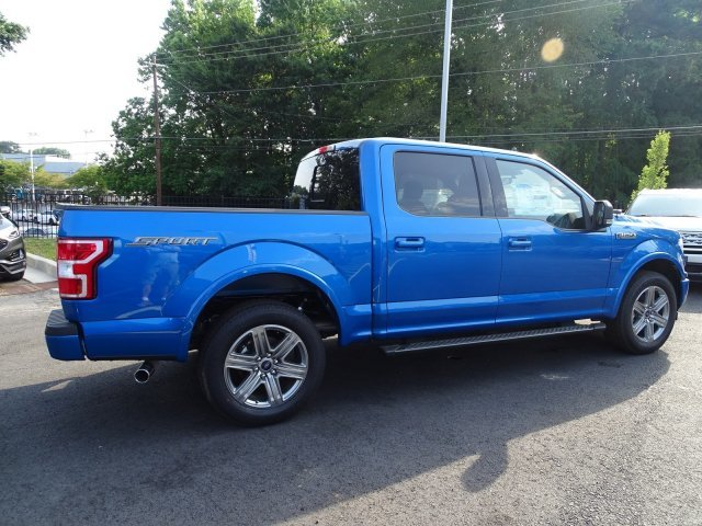 2019 Ford F-150 XLT Automatic RWD 4 Door