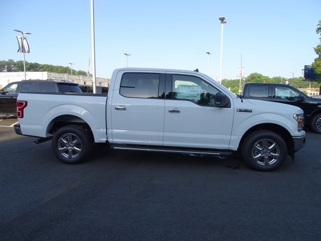 2019 Ford F-150 XLT Automatic Regular Unleaded V-8 5.0 L/302 Engine RWD Truck