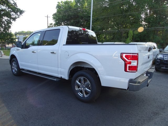 2019 Ford F-150 XLT Regular Unleaded V-8 5.0 L/302 Engine RWD Automatic 4 Door