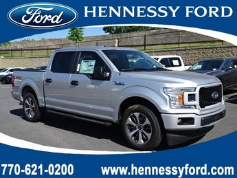 2019 Ford F-150 XL 4 Door RWD Regular Unleaded V-8 5.0 L/302 Engine Truck Automatic
