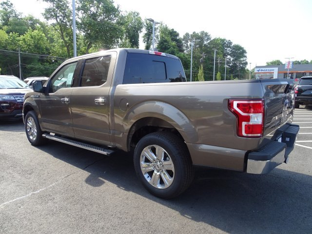 2019 Stone Gray Metallic Ford F-150 XLT Truck RWD 4 Door Automatic