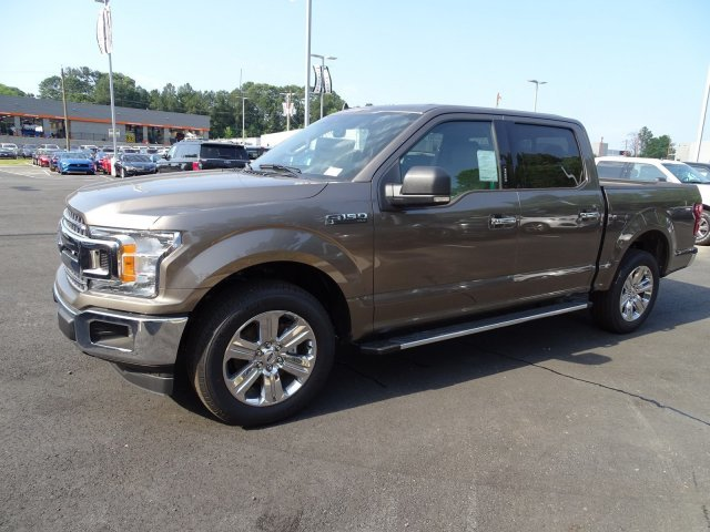2019 Ford F-150 XLT 4 Door Regular Unleaded V-8 5.0 L/302 Engine Truck