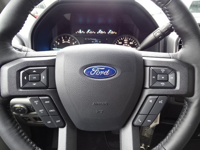 2019 Oxford White Ford F-150 XLT Automatic Twin Turbo Regular Unleaded V-6 2.7 L/164 Engine RWD