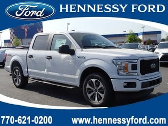 2019 Ford F-150 XL Twin Turbo Regular Unleaded V-6 2.7 L/164 Engine RWD Automatic Truck 4 Door