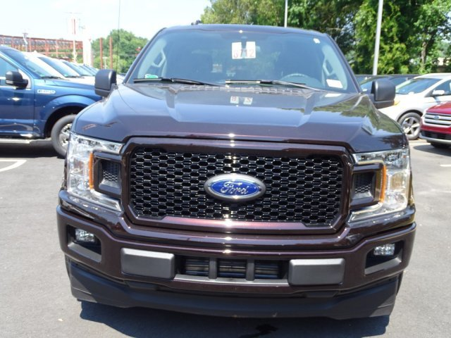 2019 Ford F-150 XL Twin Turbo Regular Unleaded V-6 2.7 L/164 Engine RWD Automatic