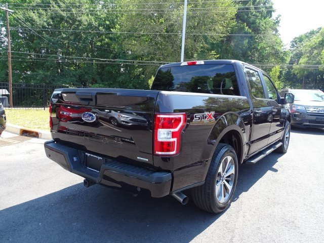 2019 Ford F-150 XL RWD Automatic Twin Turbo Regular Unleaded V-6 2.7 L/164 Engine Truck 4 Door